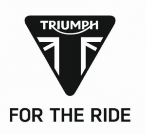 triumph for the ride logo